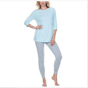 Honeydew Ladies 2-piece Lounge Pajama Set, Pick Co